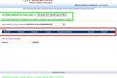 Painel Chat Online n°2