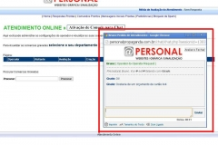 Painel Chat Online n°4